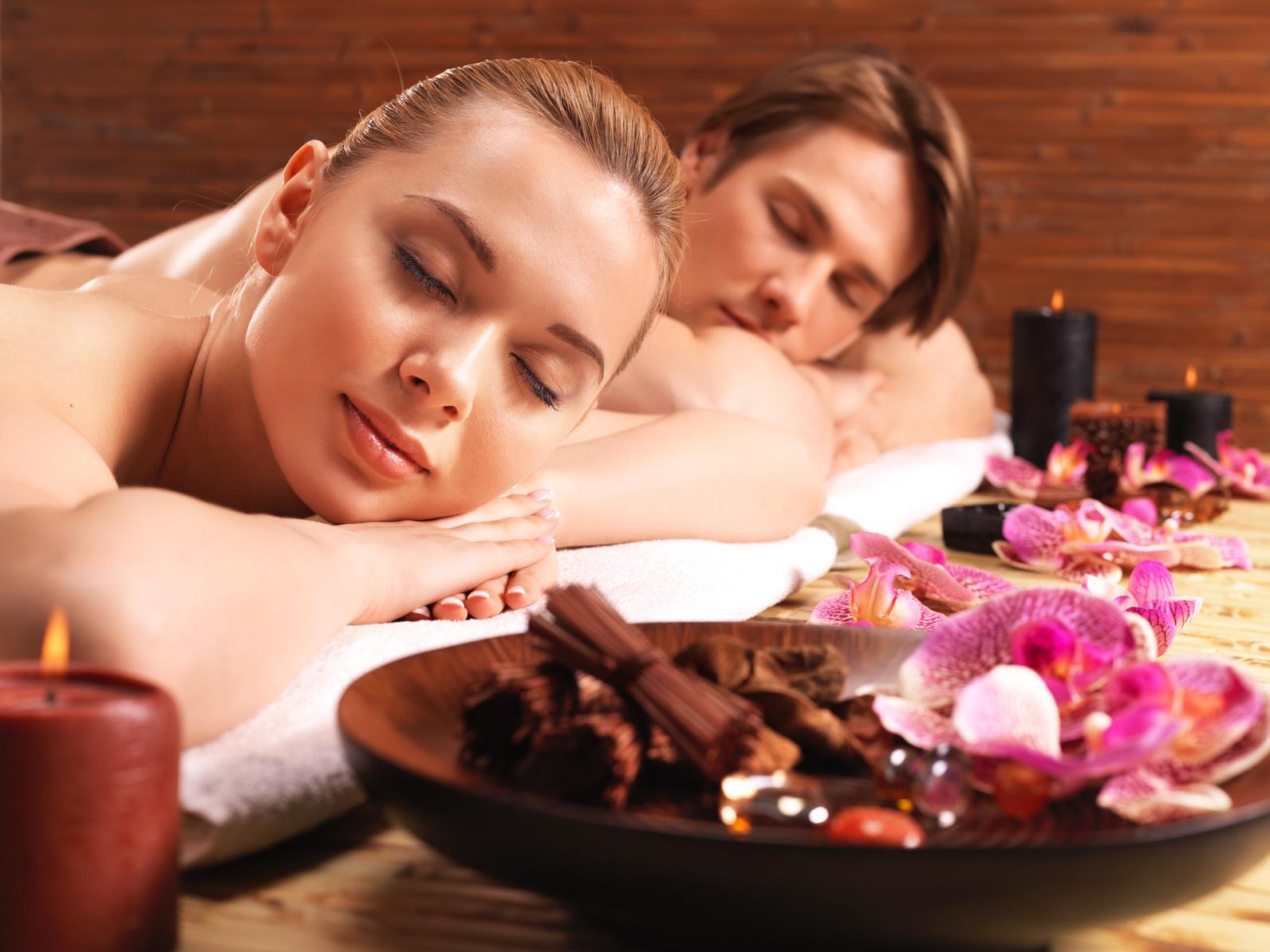 masaż dla par