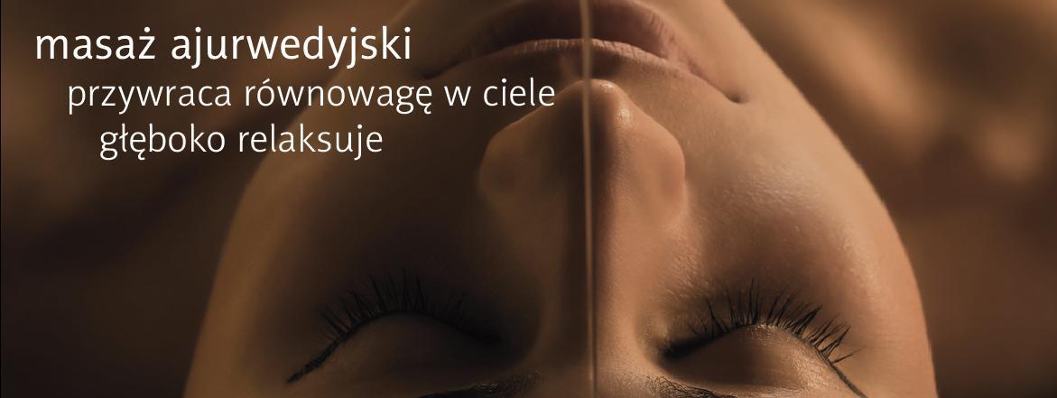 masaż ajurwedyjski poznań